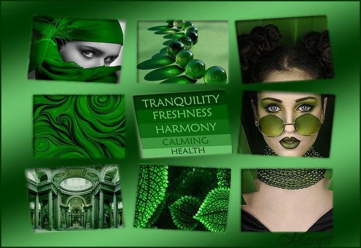 Photo montage 46. Green inspirations    forrás: margitanyakepeslapjai.bloglap.hu