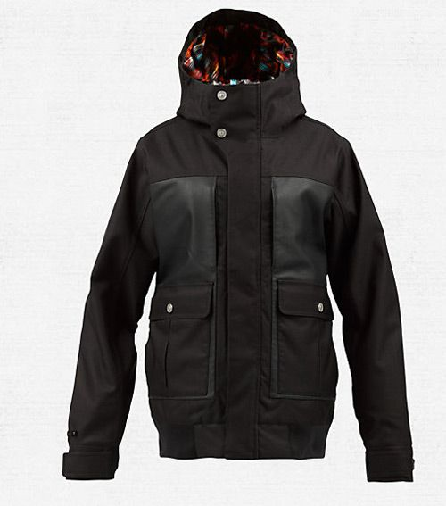 Burton Women's Bennett Snowboard Jacket. This is my favorite!