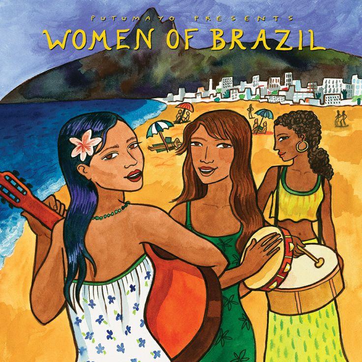 Women of Brazil - Bossanova