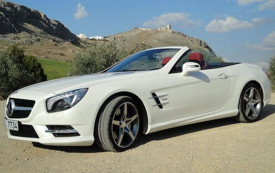 Do I even need to say how much i want this car?!  2013 Mercedes SL500