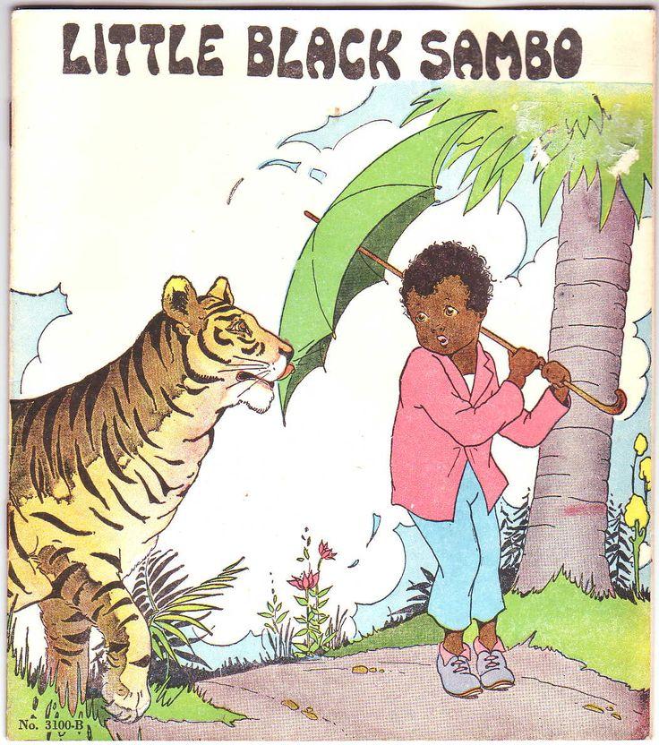little black sambo/images | Little Black Sambo Book