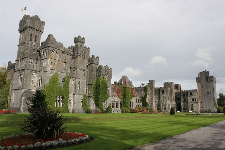 Once home to the Guinness family, the magnificent Ashford Castle offers unparalleled luxury today!