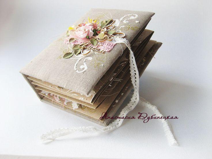 Купить Фотоальбом для женщины, девушки Весенние цветы - фотоальбом, миниальбом, альбом ручной работы, весна
