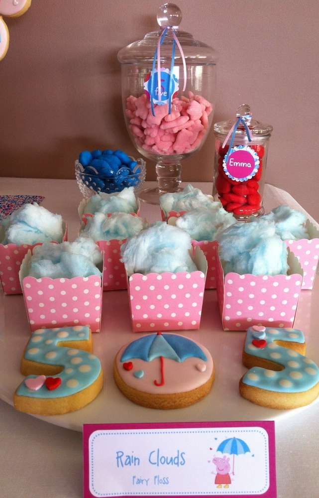 peppa pig birthday party ideas