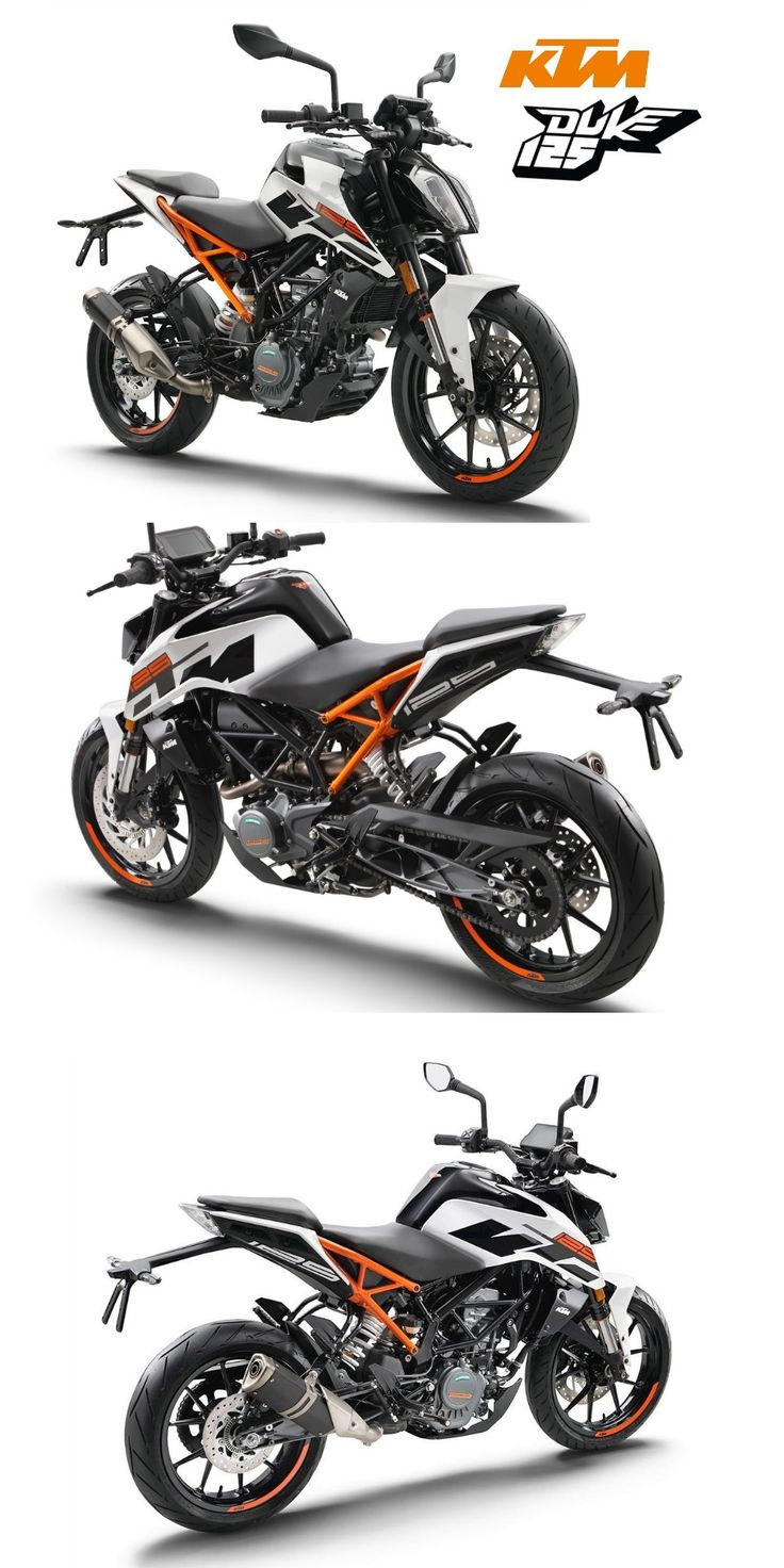 2017 All-New KTM Duke 125 : The Best 125cc Bike in the World