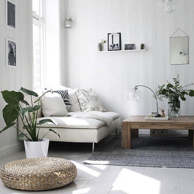 White and fresh
