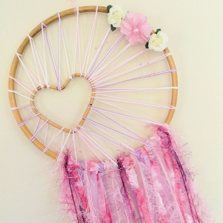 Dreamcatcher with Heart