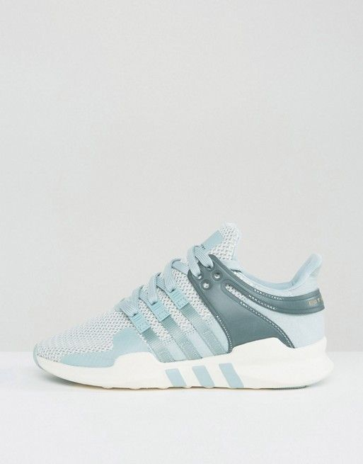 Adidas zapatillas de deporte verdes EQT support