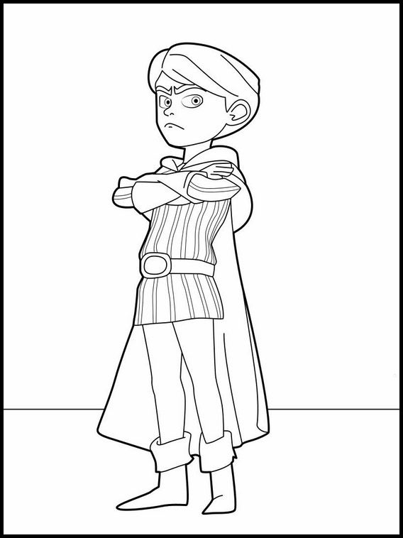 Printable Coloring Pages For Kids Robin Hood 4 In 2021 Robin Hood Coloring Pages For Kids Coloring Pages To Print
