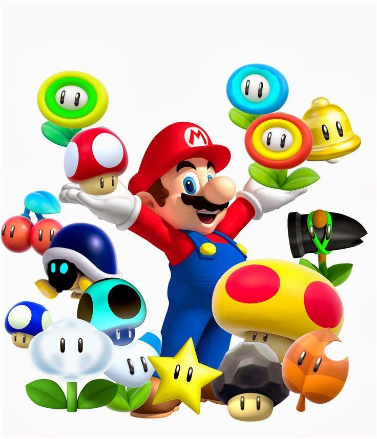 13 Avance Coloriage Mario 3d Land Images Mario E Luigi Festa De Aniversario Mario Festa De Super Mario