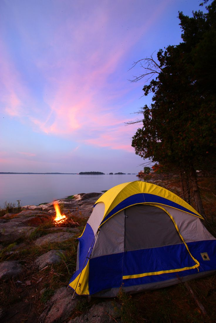 A Family Camping Guide: How I Learned to Love Camping
