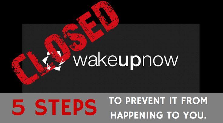 Wake Up Now Shut Down, MLM Network Marketing Companies