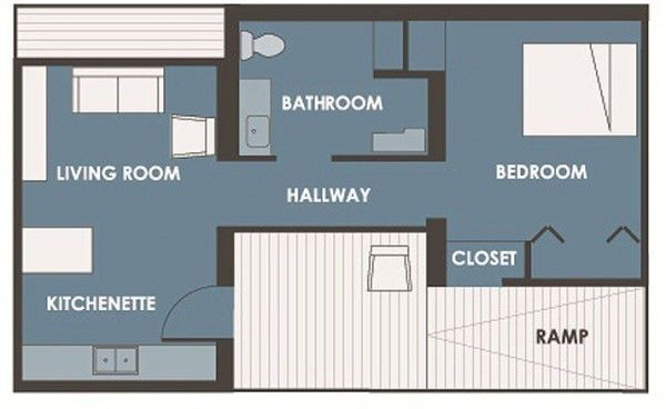 Plans bedroom house and 50 square meters small house pinterest squares square meter and house - Single floor housessquare meters ...