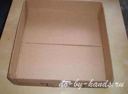 Как сделать украсить коробку для хранения мелочей | Поделки из бумаги своими руками для детей и взрослых