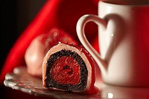OREO-Cherry Cookie Balls recipe