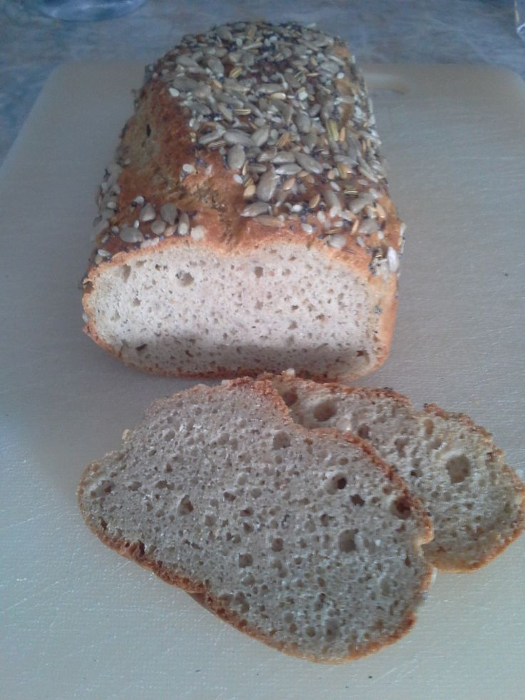 Perfektes Paleo-Brot (getreidefrei, low-carb, nussfrei möglich)   Nourishing Swirl