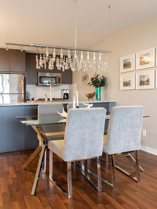 timeless with a modern edge dining room vancouver heather merenda