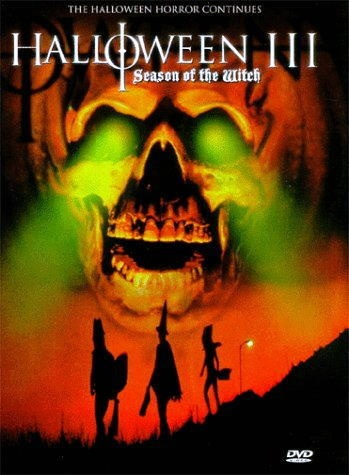 Halloween 3: Season of the Witch (DVD, 1998) FREE SHIPPING