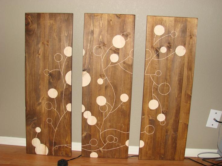 Dremel wood project