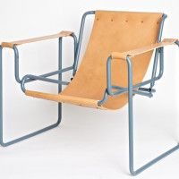 <p>Sydney native Henry Wilson creates perfectly elegant, industrial modern furniture. After graduating with honors in Visual Arts (woodwork) from the Australian National University, Canberra, Wilson s