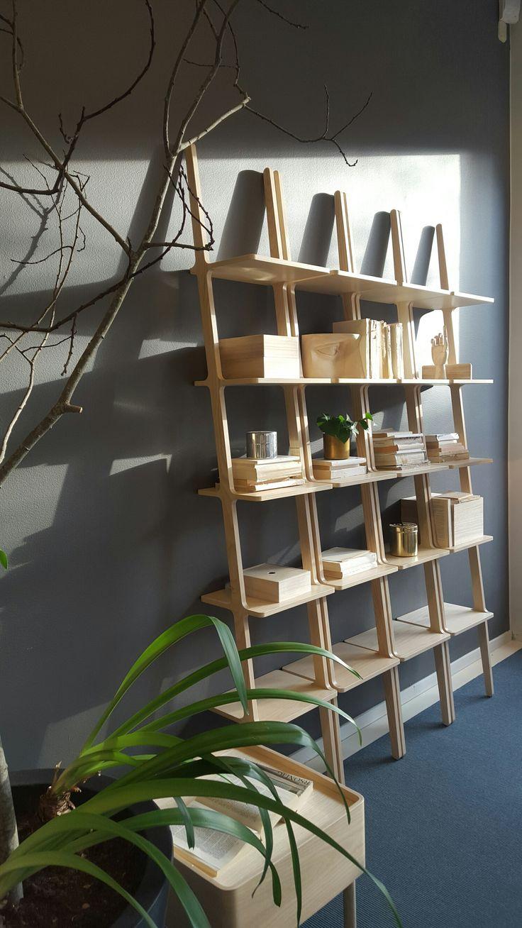 Libri design Michael Bihain made by Swedese