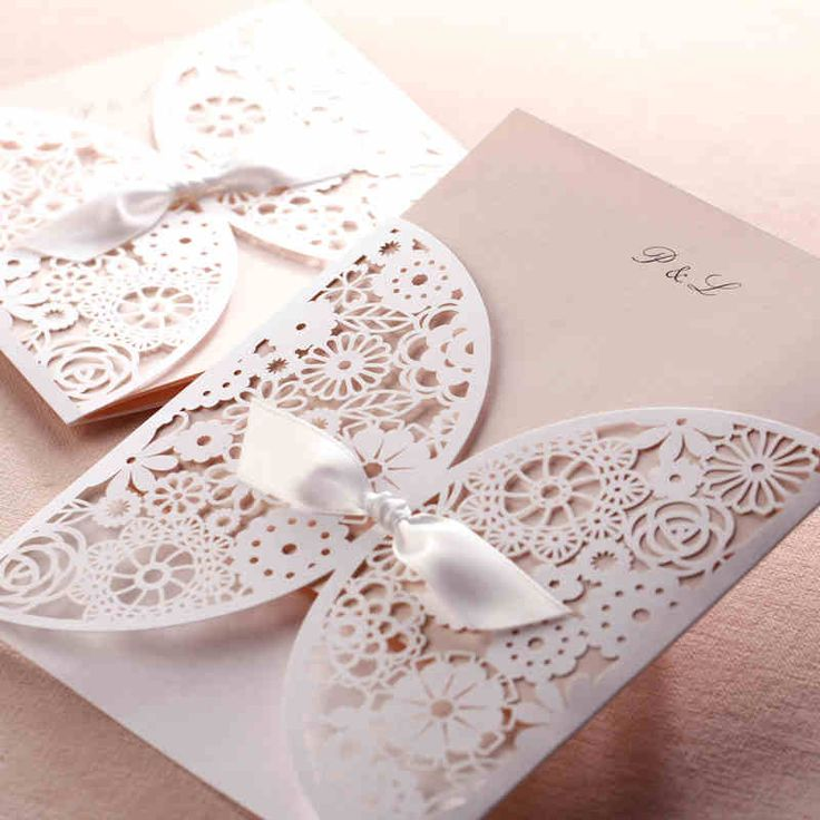 Cheap Card Merchandiser Buy Quality Favor Glass Directly From China Mouse Suppliers Laser Cut Wedding Invitations Paper Cards Party White Bow