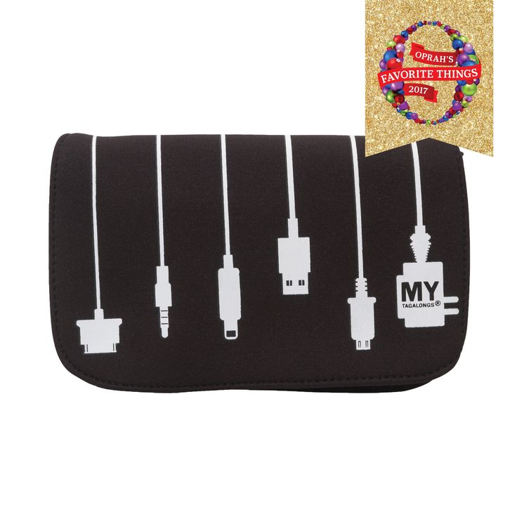 Charger Case - Plug In Black