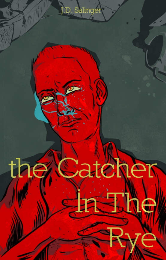 An analysis of the character of holden caulfield in the novel the catcher in the rye