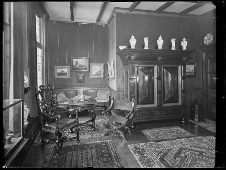Cas oorthuys interieurfotograaf 1930 fotografen voor for Interieur 1930