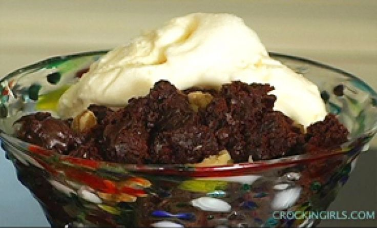 Crockin' Brownies- Who says you can't crock dessert? Not us! Site also