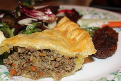 Tourtiere  Sisters Luv 2 Cook