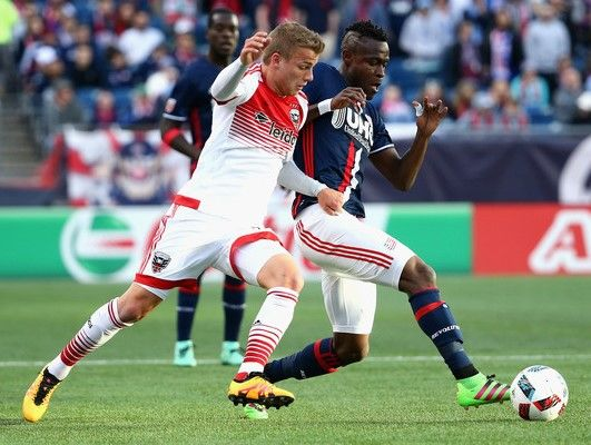 Our DC United v New England Revolution betting preview! #mls #soccer #betting #football