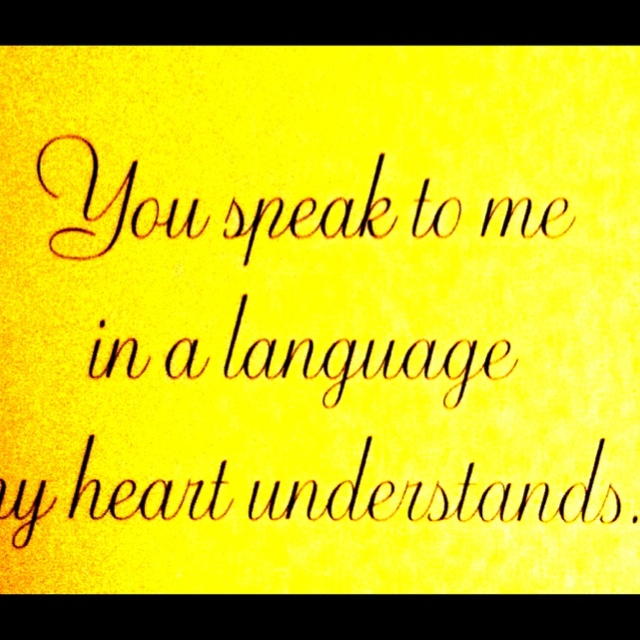 What My Love Language