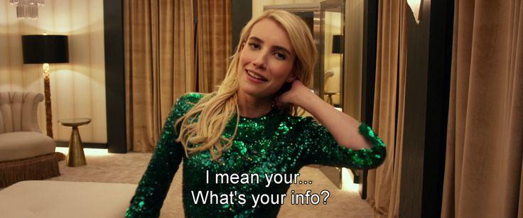 Fresh Movie Quotes — Nerve (2016)