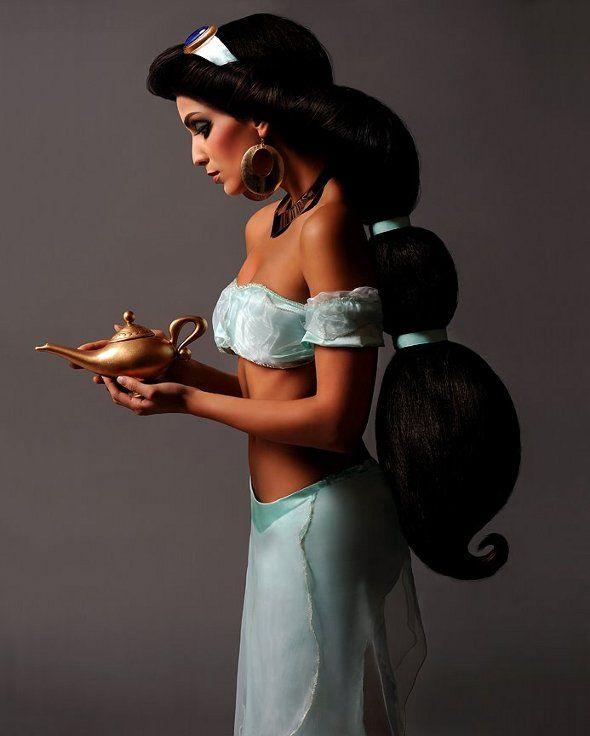 .: Halloween Costume, Cosplay, Costumes, Princess Jasmine, Real Life, Princessjasmine, Disney Princesses, Disneyprincess, Hair