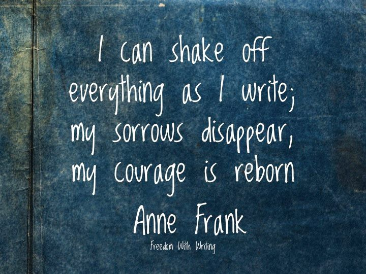 The Anne Frank Diary Essay