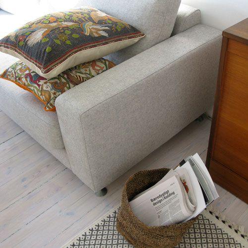 TIKAU Shakki carpet, size 90 x 180 cm, 100 % wool
