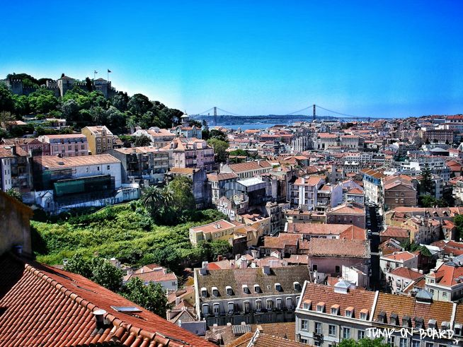 Lisbon, Portugal *** read more about my trip to Lisbon on www.jump-on-board.com
