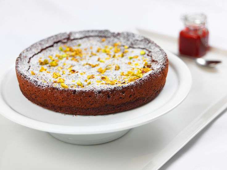 Theas franske sjokoladekake