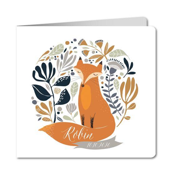 Faire part naissance animaux │ Planet-Cards.com