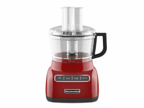 263 best home appliances images on pinterest kitchen utensils kitchenaid kfp0711er 7 cup food processor empire red click for special deals fandeluxe Gallery