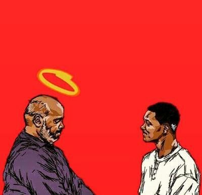 J Cole Crooked Smile Artwork Uncle phil was the ult...