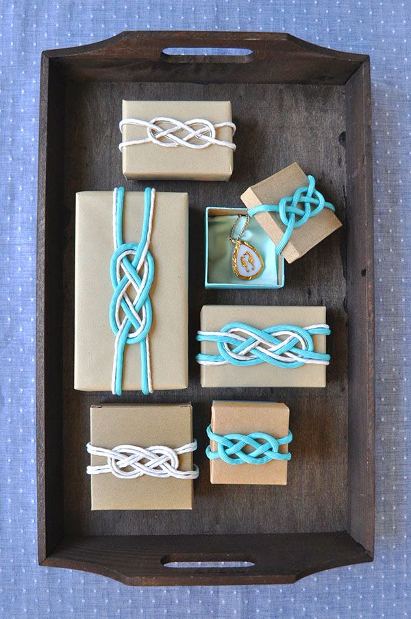 Nautical Favor Boxes   Oh Happy Day!