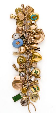 Bespoke Charm Bracelet ..