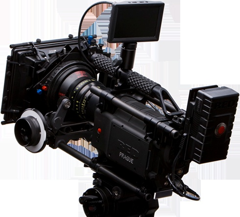 Red One Camera, the next generation of Super High Definition Filming 2160p while still allowing 35MP still photograph's to be pulled out.