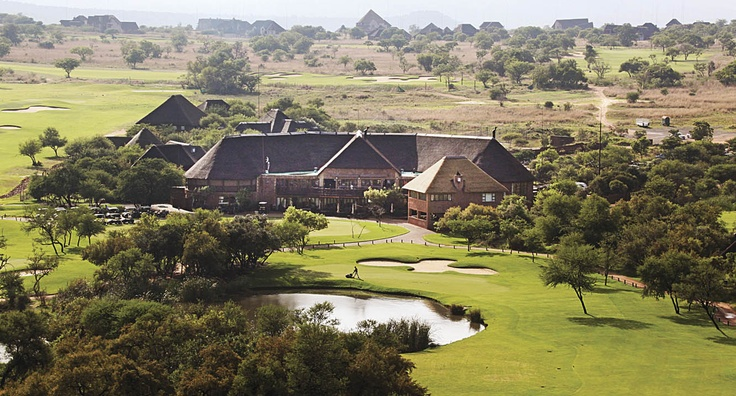 Experience an unforgettable round of Gauteng golf at the Zebula Golf Estate & Spa.