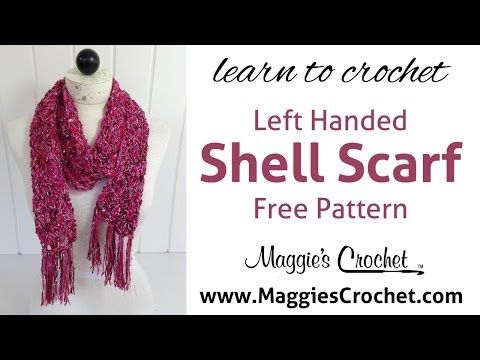 Beginner Left Handed Crochet Patterns : 1000+ images about FREE Videos (Left Handed) - Crochet ...