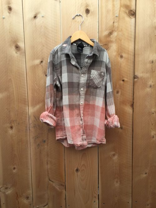 how to dip bleach flannel - Google Search | sewing ...