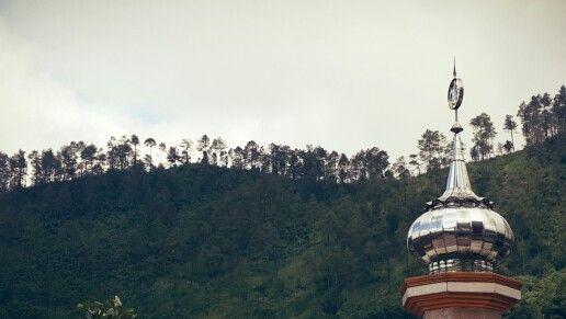 Mosque. Kalibening, Banjarnegara, Central Java. Photo: Raninda