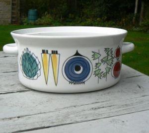 Rorstrand Picknick vintage Swedish pottery